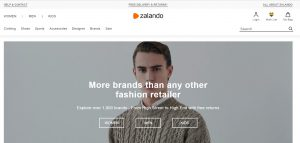 zalando online shopping in uk