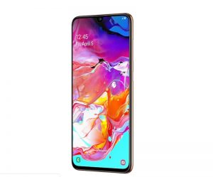 galaxy a70 by samsung
