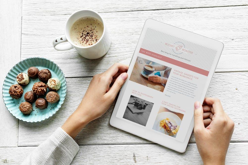 start a blog and earn money
