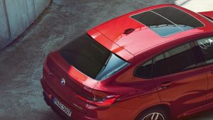 review for bmw x4