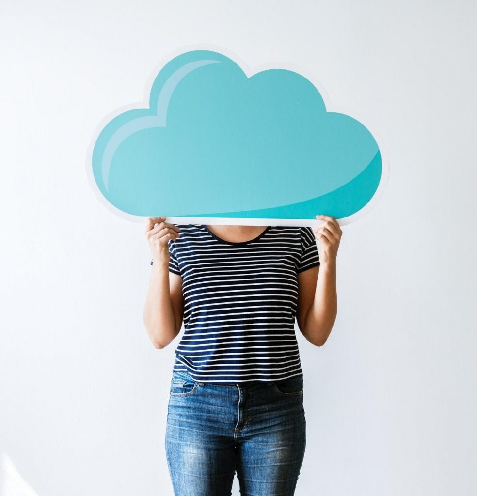 about personal cloud storage