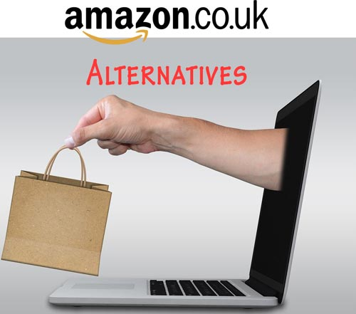 amazon uk alternative website list