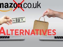 amazon uk alternative
