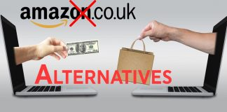 amazon uk alternative