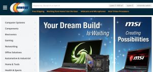 newegg shopping site