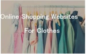 onlin eshopping sites for women cloths