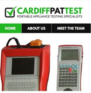 Cardiff Testing company keighley
