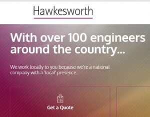 Hawkesworth company