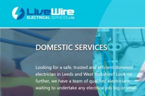 livewire pat testing company