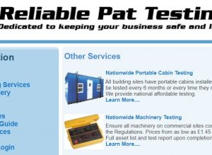 Reliable testing company keighley