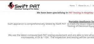 Swift PAT Testing