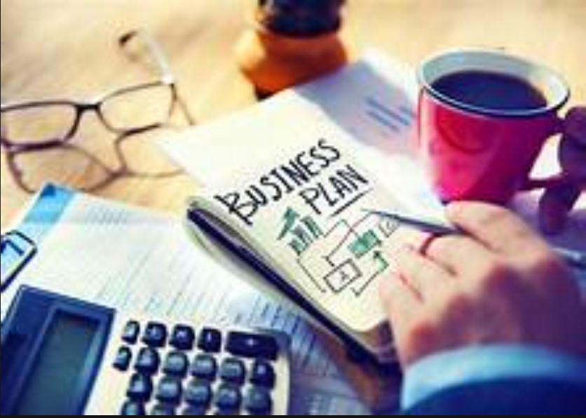 Online business plan