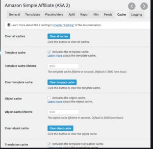 Amazon simpleadmin plugin