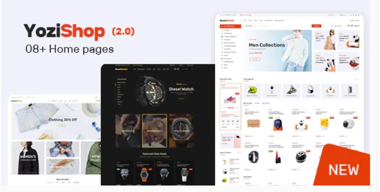 yozi theme for affiliate marketing