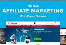 free themes for affiliate marketing