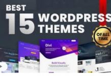 WordPress themes for blog