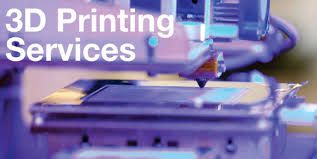 3D Printing service business