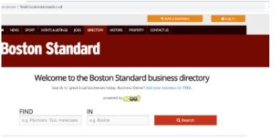 Boston standard