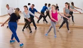 Dancing coach