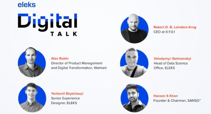 ELEKS digital startup