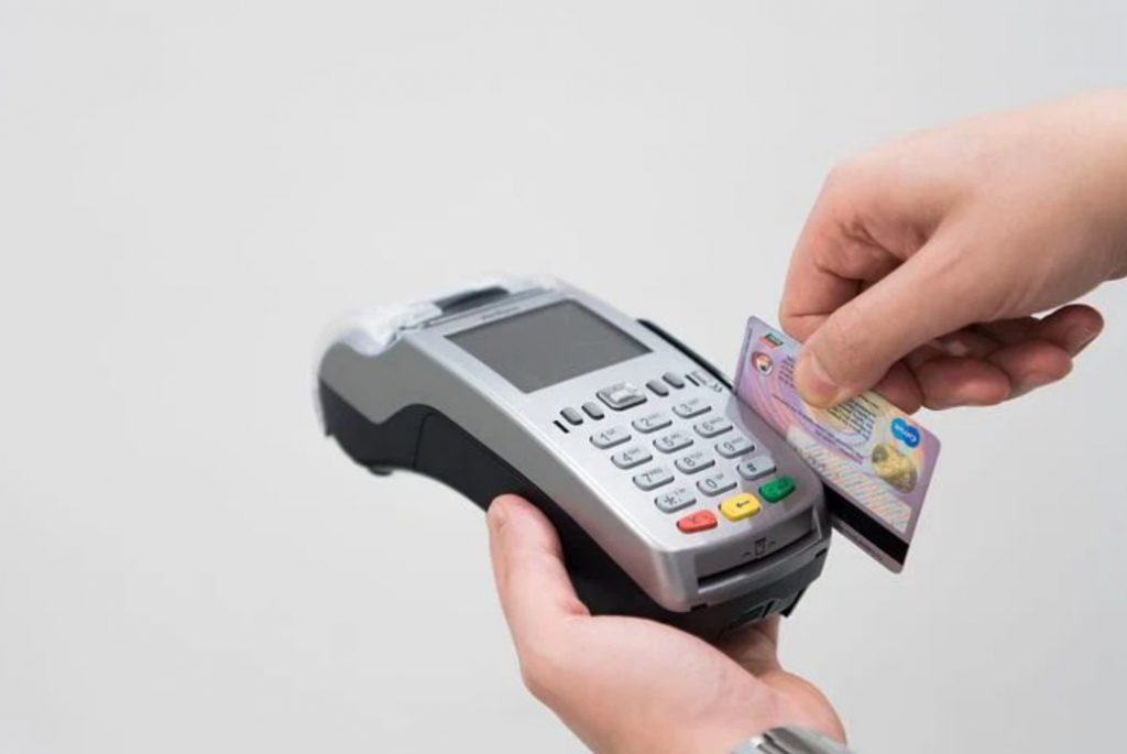 about Contactless payment technology