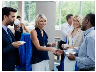 Event networking-find counseling clients