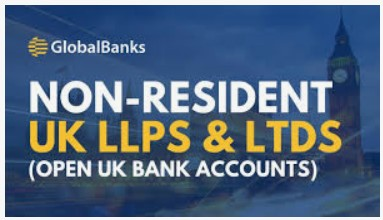 Non resident open Uk bank account