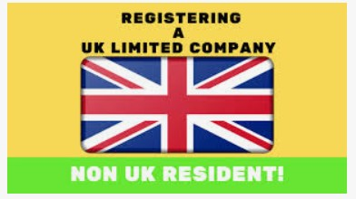 Non uk resident starting a company