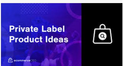 Private label product ideas on Amazon