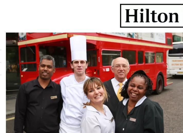 Hilton UK company