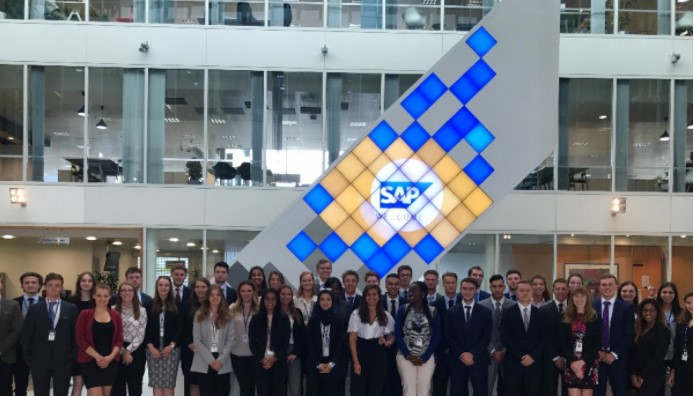 SAP UK company