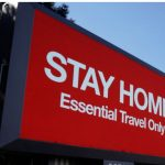 Stay Home-UK people