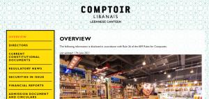 Comptoir Group