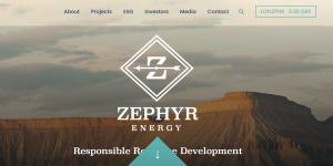 Zephyr Energy